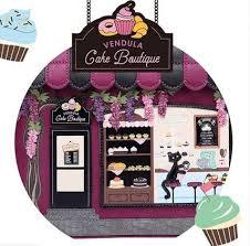 Vendula Cake Boutique Shopfront
