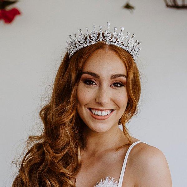 Belle Folie Bridal Tiaras